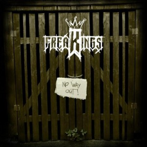 FreaKings - No Way Out! cover art
