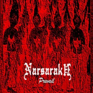 Narsarakh - Prevail cover art
