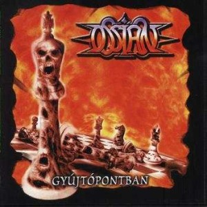 Ossian - Gyújtópontban cover art