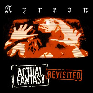 Ayreon - Actual Fantasy - Revisited cover art