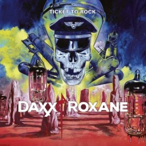 Daxx & Roxane - Ticket to Rock cover art