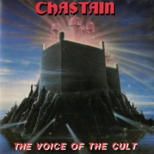 Chastain - The Voice of the Cult cover art