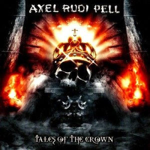Axel Rudi Pell - Tales of the Crown cover art