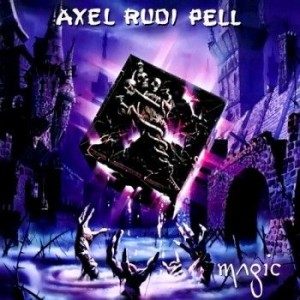 Axel Rudi Pell - Magic cover art
