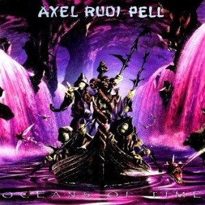 Axel Rudi Pell - Oceans of Time cover art