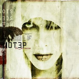 Otep - The Ascension cover art