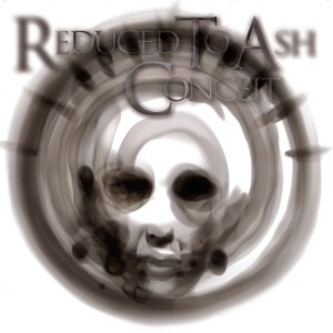 Reduced to Ash - Conceit cover art