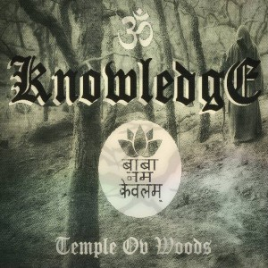 Knowledge - Temple Ov Woods cover art
