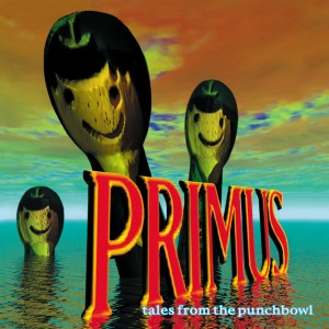 Primus - Tales from the Punchbowl cover art