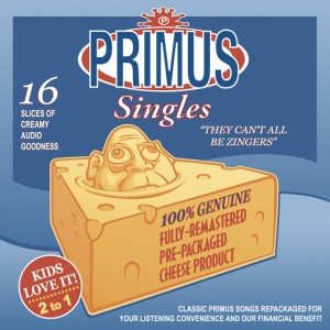 Primus - They Can't All Be Zingers cover art