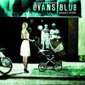 Evans Blue - The Pursuit Begins When This Portrayal of Life Ends cover art
