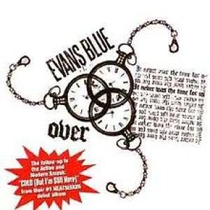 Evans Blue - Over cover art