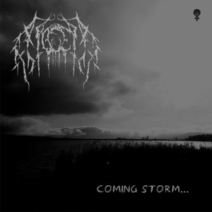 Algeia - Coming Storm... cover art