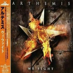 Arthemis - We Fight cover art
