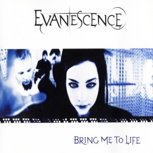 Evanescence - Bring Me To Life cover art