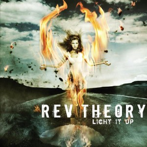 Rev Theory - Light It Up cover art