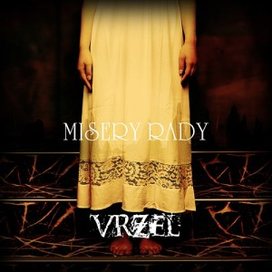 VRZEL - Misery Rady cover art