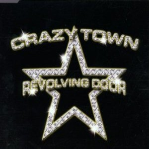 Crazy Town - Revolving Door cover art