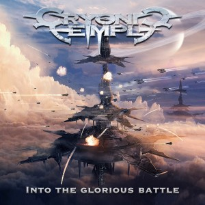 Cryonic Temple - Into The Glorious Battle cover art