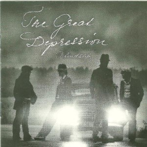 Blindside - The Great Depression cover art