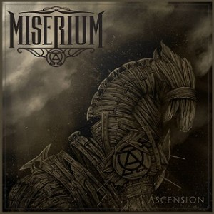 Miserium - Ascension cover art