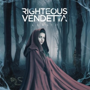 Righteous Vendetta - Cursed cover art