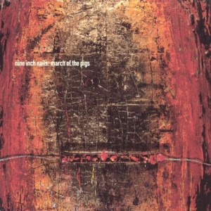 Nine Inch Nails - March of the Pigs cover art
