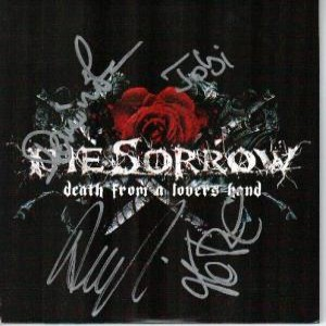 The Sorrow - Death from a Lover's Hand cover art