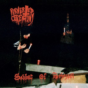 Perverted Ceremony - Sabbat of Behezaël cover art