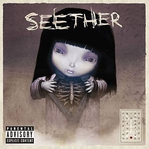 Seether - Finding Beauty in Negative Spaces cover art