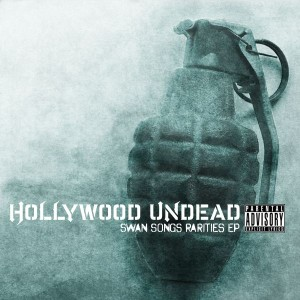 Hollywood Undead - Swan Songs Rarities cover art
