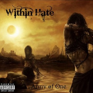 Within Hate - Army of One cover art