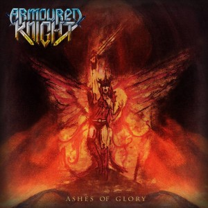 Armoured Knight - Ashes of Glory cover art
