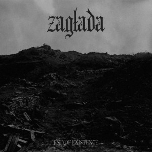 Zagłada - End Of Existence cover art