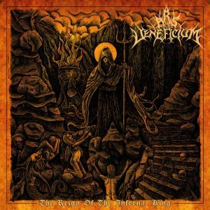 Ars Veneficium - The Reign of the Infernal King cover art