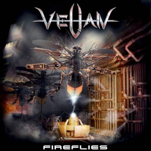 Velian - Fireflies cover art