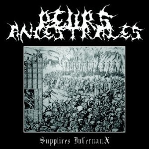 Peurs Ancestrales - Supplices Infernaux cover art