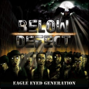 Below Defect - Eagle Eyed Generation cover art