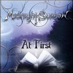 Midnight Sorrow - At First cover art
