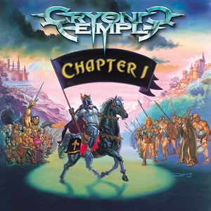 Cryonic Temple - Chapter I cover art