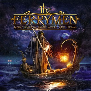 The Ferrymen - The Ferrymen cover art