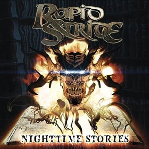 Rapid Stride - Nighttime Stories cover art
