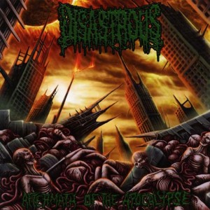 Disastrous - Aftermath of the Apocalypse cover art