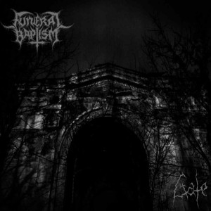 Funeral Baptism - Gate cover art