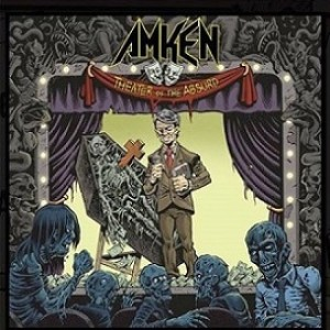 Amken - Theater of the Absurd cover art
