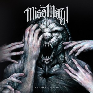 Miss May I - Shadows Inside cover art