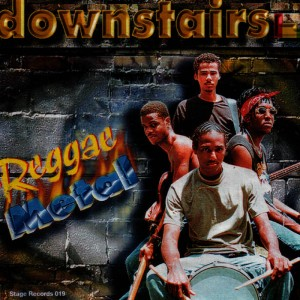 Downstairs - Reggae Metal cover art
