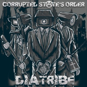 Corrupted State's Order - Diatribe cover art