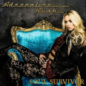 Adrenaline Rush - Soul Survivor cover art