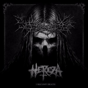 Hereza - I Become Death cover art